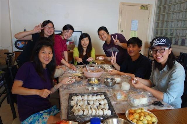 Takoyaki party07