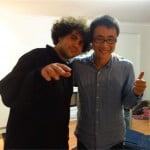 新しいシェアメイトはマジシャンだ!ニューシェアメイト、アビと彼の手品を動画付きで紹介します。