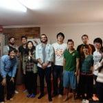 大好評!オーストラリアのシェアハウスで、日韓台香独仏合同のたこ焼きパーティーをやってみました!