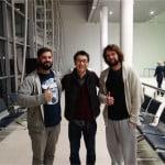 外国人とはどんな基準で知り合いから友達になれるのか?大の親日のフランス人友達・ヤン&ロマンとパース空港でお別れしてきました。