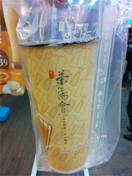 台湾タピオカミルクティー 14