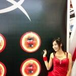綺麗で可愛い台湾人美女を探して!台湾の家電エキスポで台湾人女性コンパニオンさんの写真を54枚撮ってきました 後編