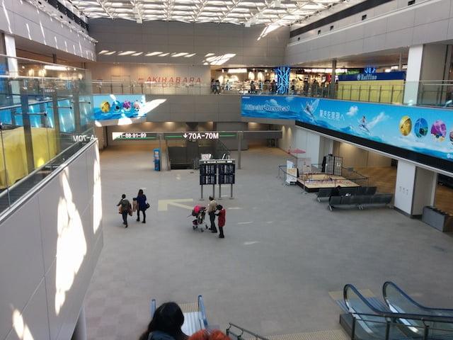 成田空港 1