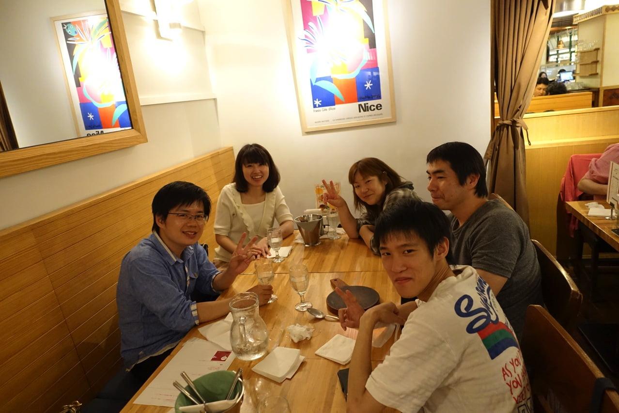 Language exchange tokyo 34