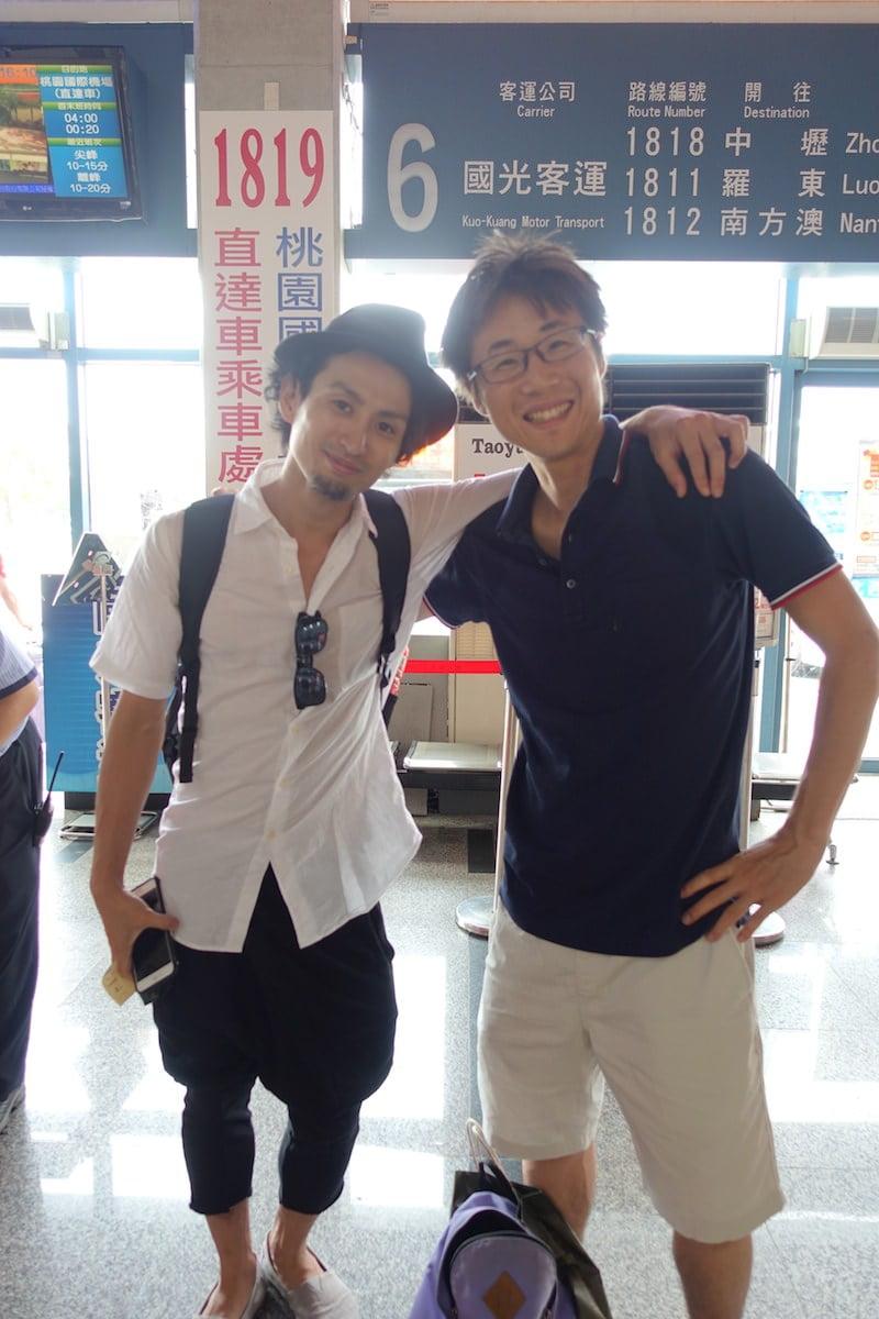 Sagayan and me