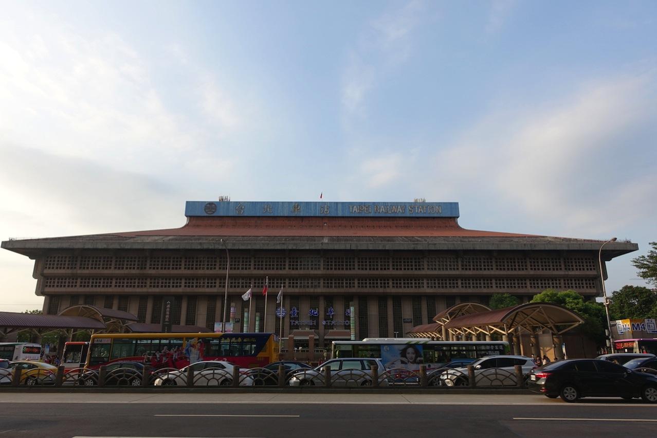 Taipei station 2