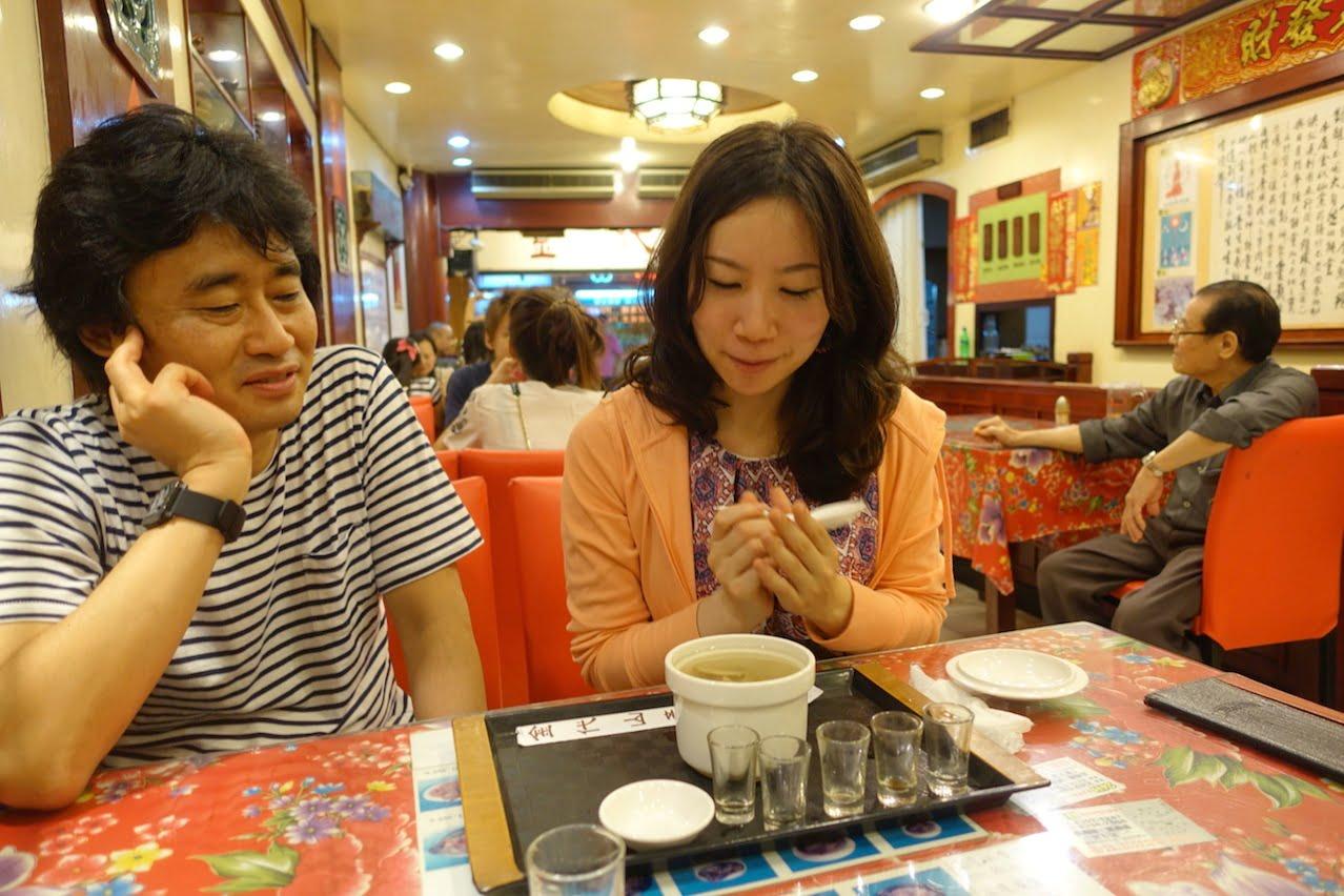 Taiwan huaxijie hebi kaorin 006