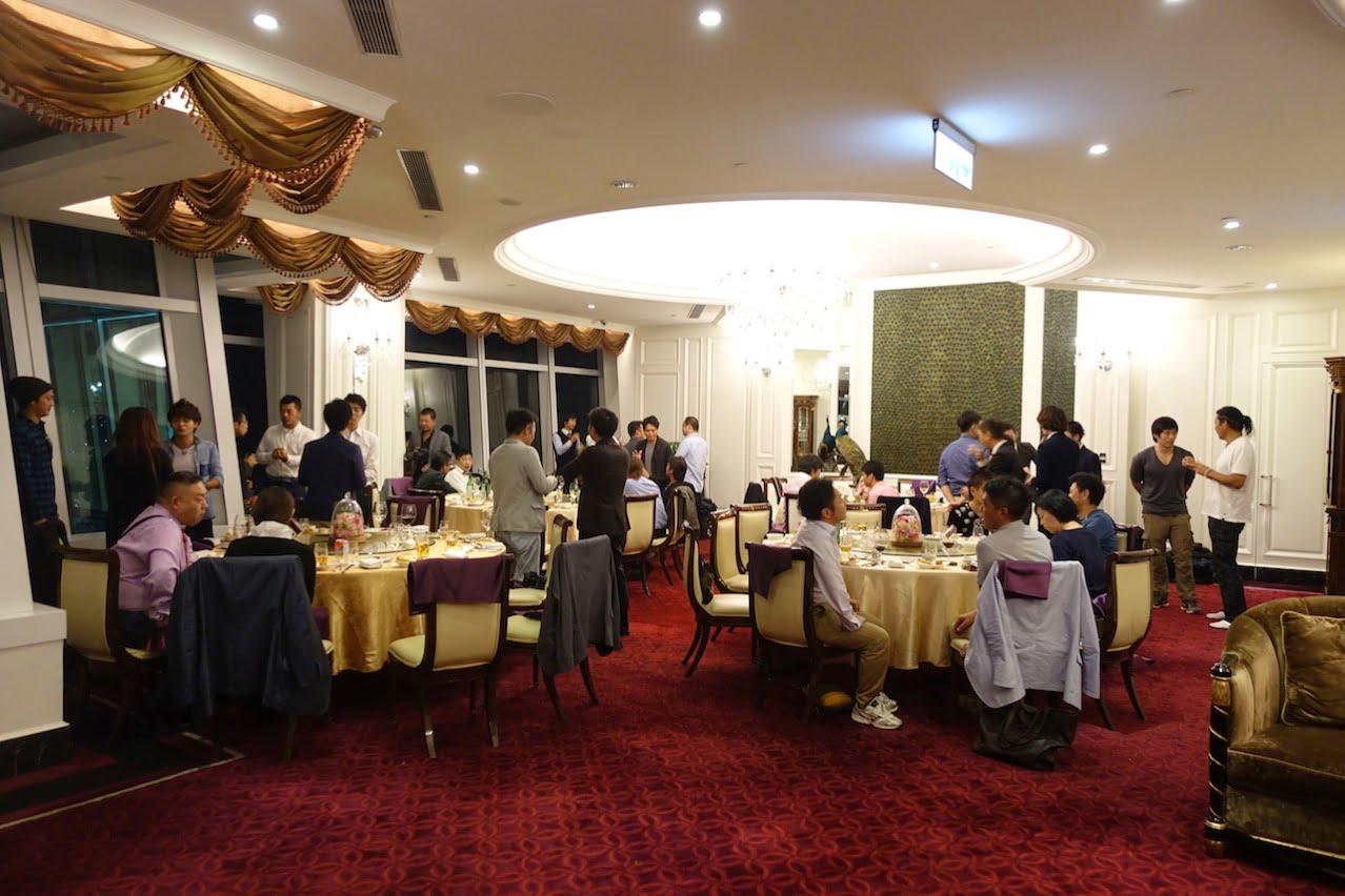 Taipei101 restarurant 046