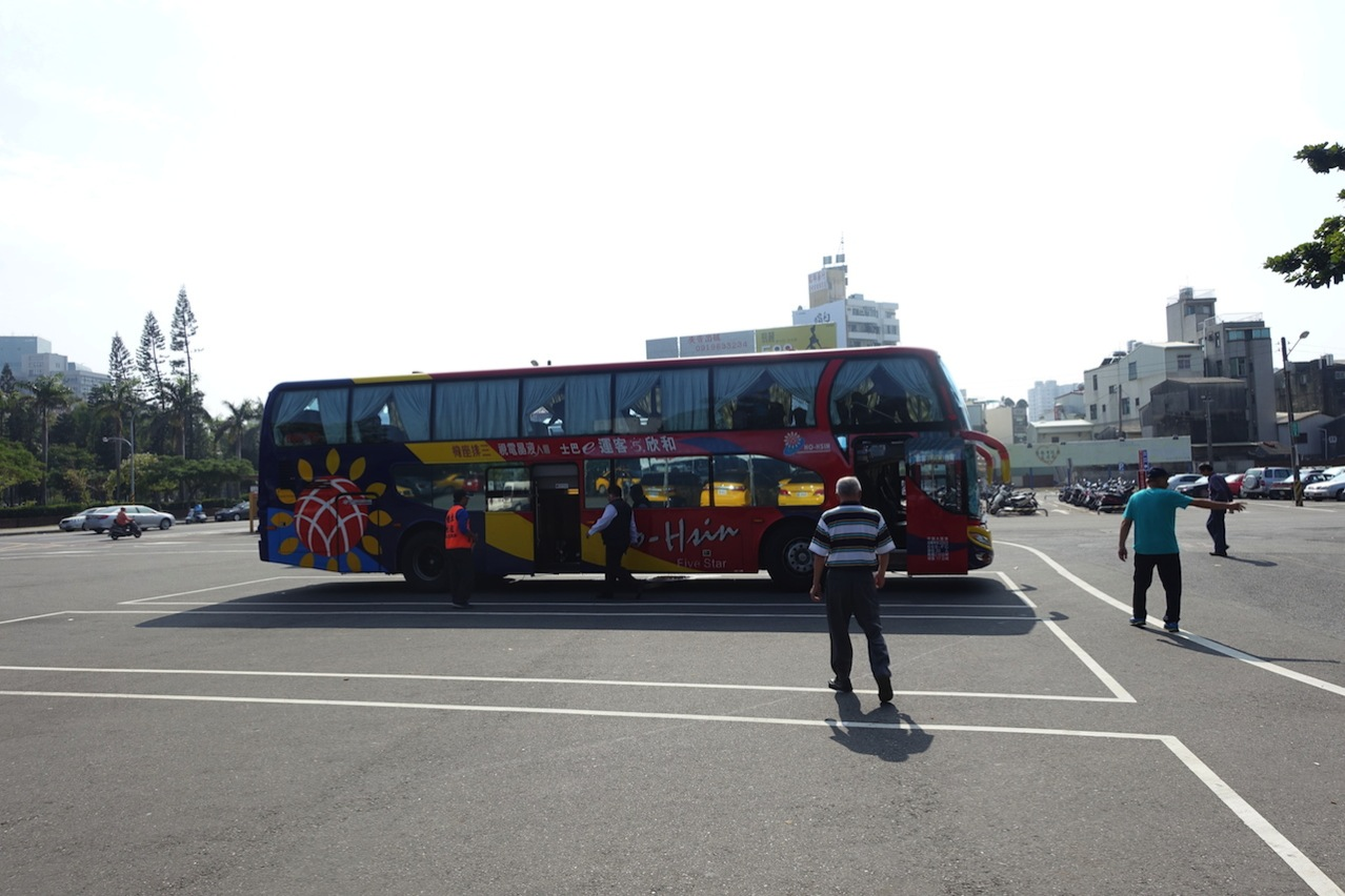 Tainan busstaion 001