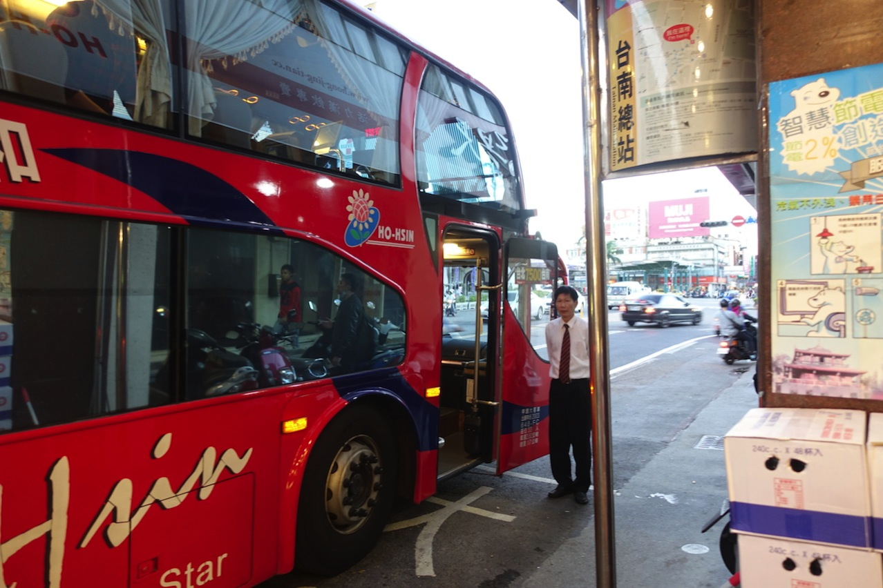 Tainan busstaion 011