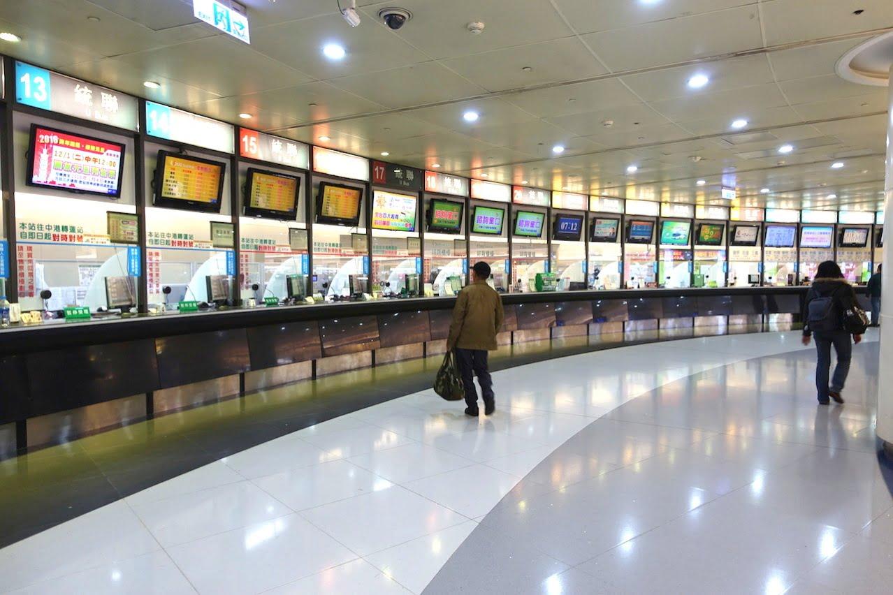 Taipei busstation 004