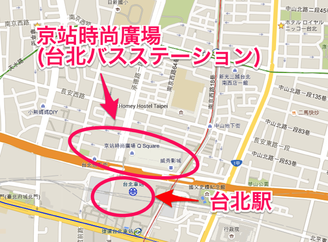 Taipeibusstation