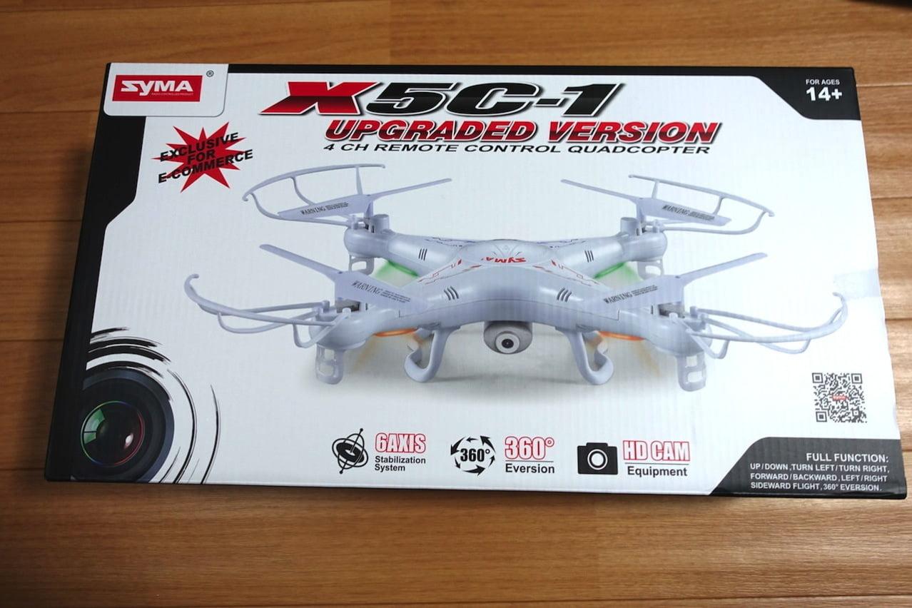 Drone z5c1 syma 002