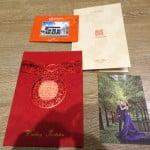 結婚式招待状に新郎新婦のキス写真が同梱!?アンビリーバブルな台湾結婚式に参加してきました 前編