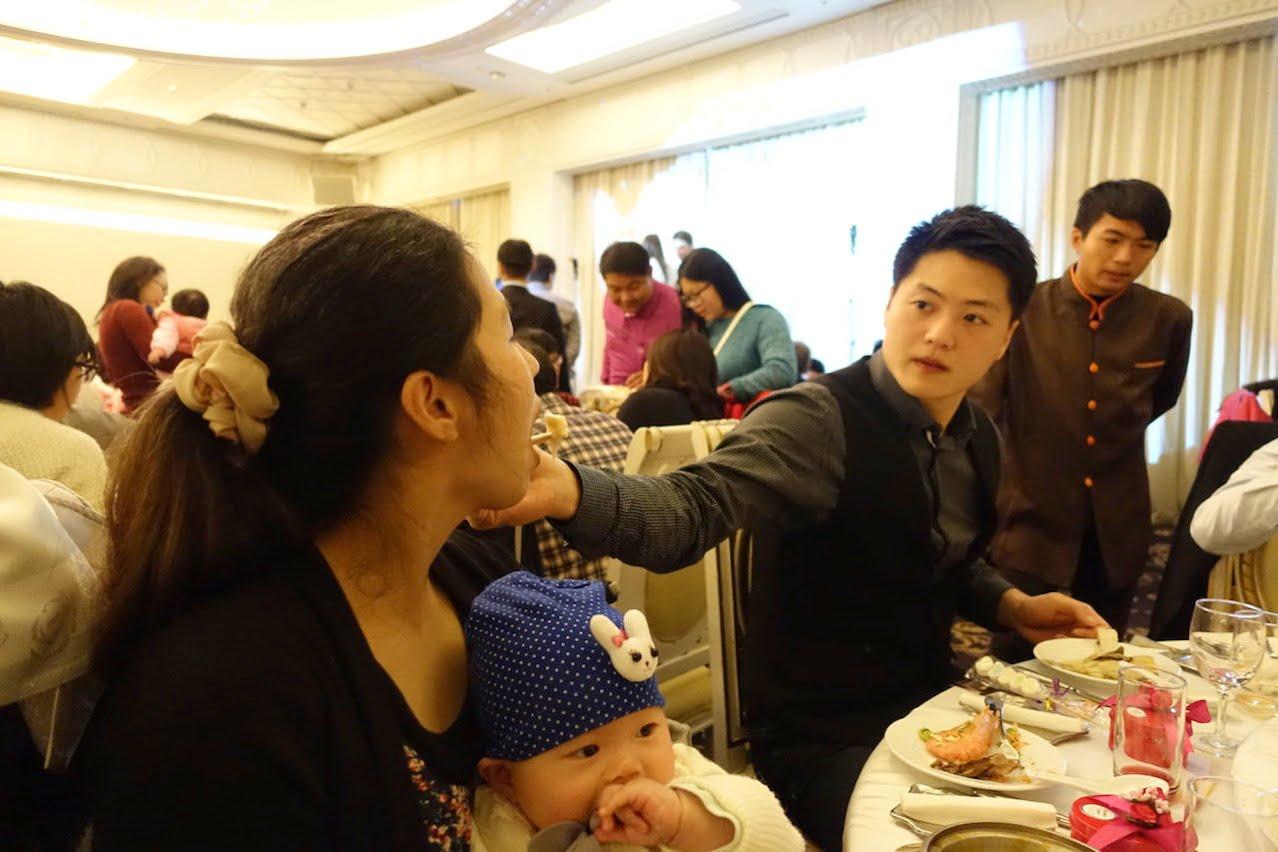Taichung wedding party kg tsai baby 01
