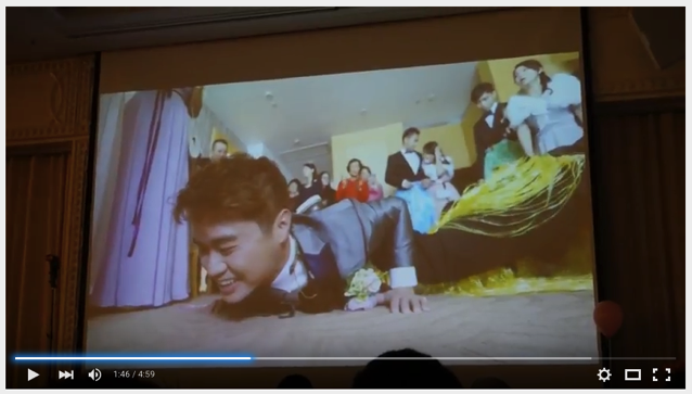 Wedding party video in hongkong 009