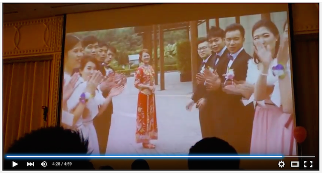 Wedding party video in hongkong 017