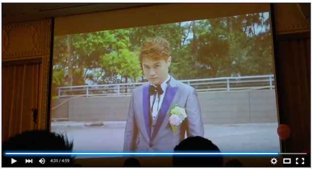 Wedding party video in hongkong 020