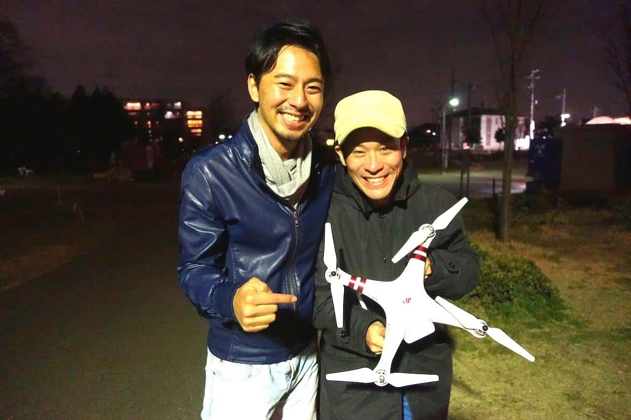 Drone phantom3 standard tonysan shinsaku 01