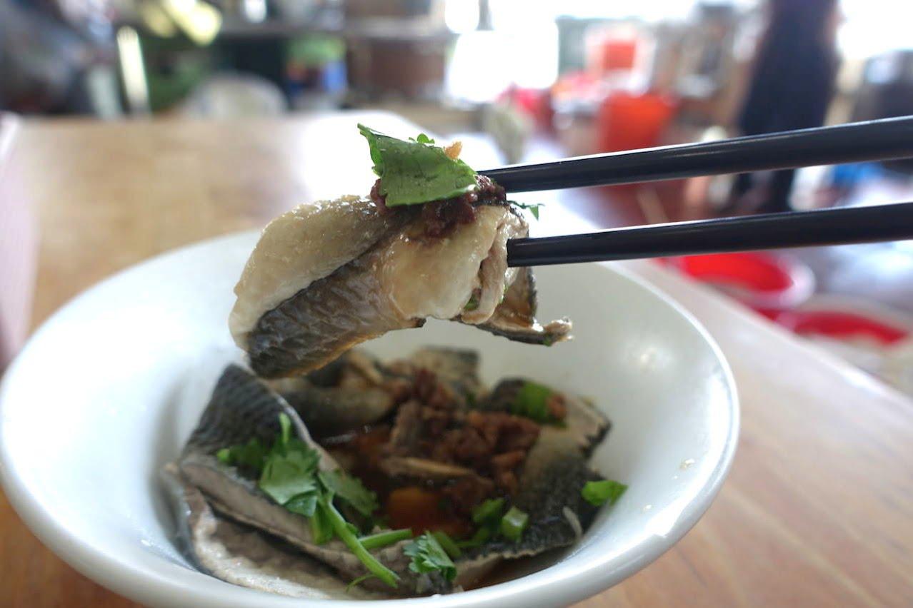 Tainan sabahi restaurant eat 003