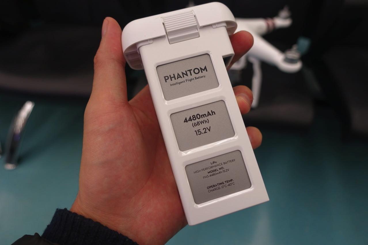 Drone phantom3 standard 02