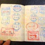 パスポートをスタンプでいっぱいにするためには月に何回海外旅行へ行けばいいの?10年間パスポートを更新したので振り返ってみた