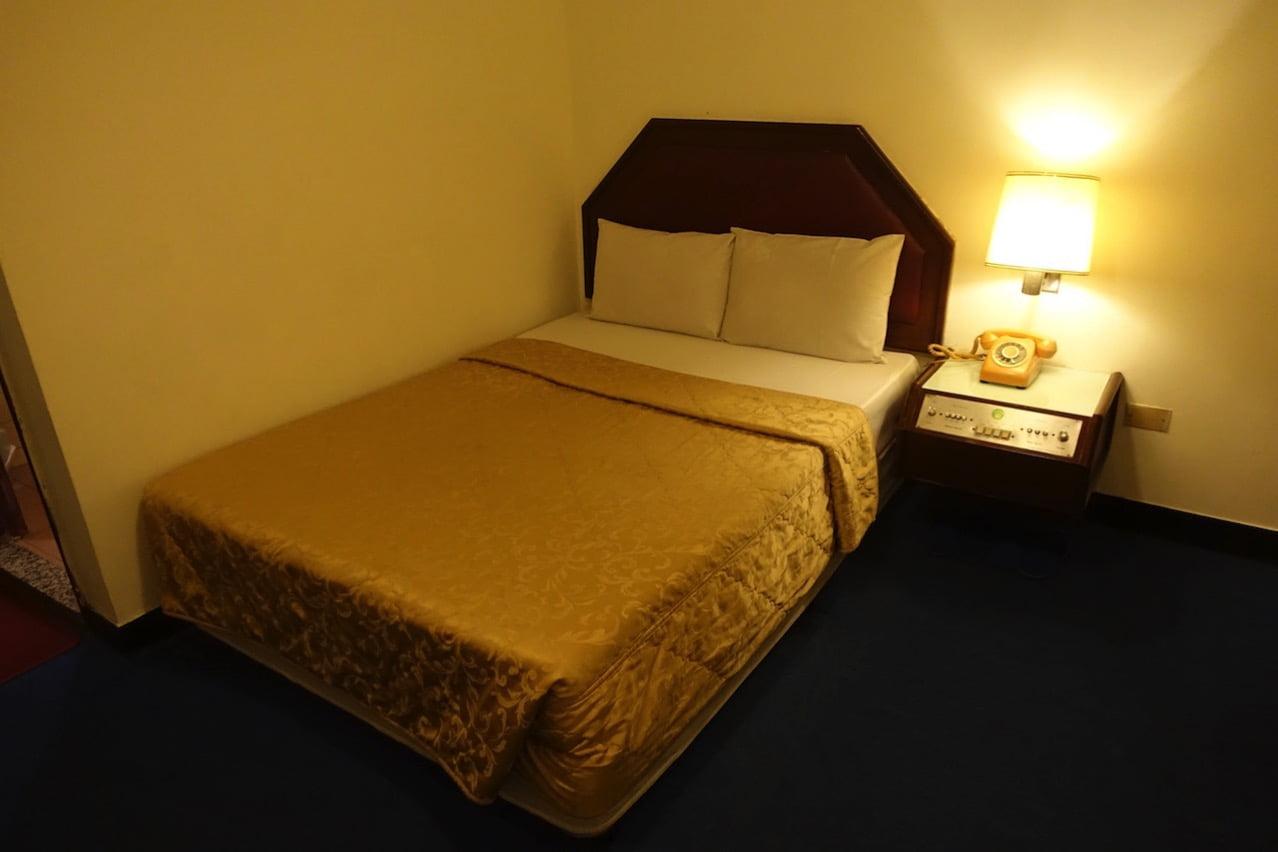 Taiwan taichung crown hostel 011
