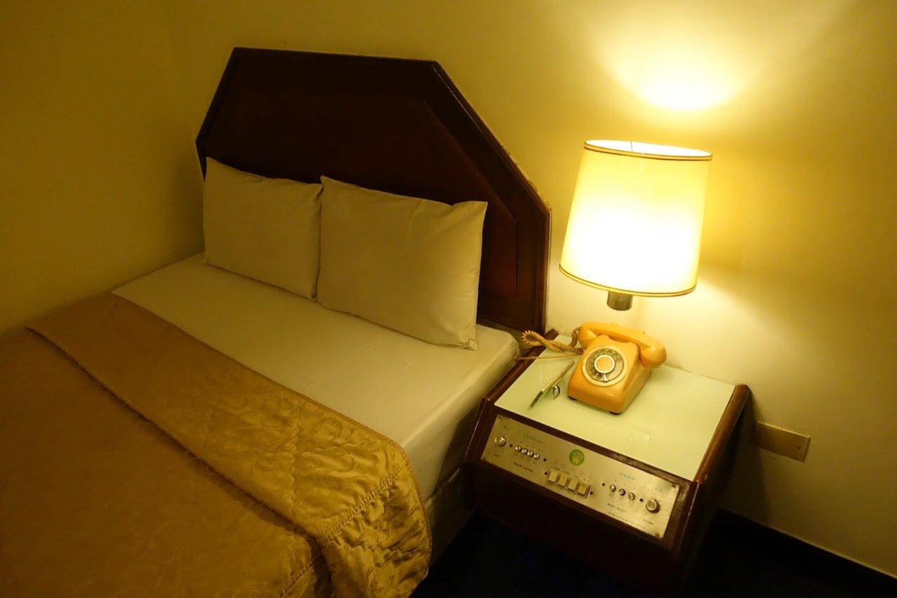 Taiwan taichung crown hostel 015