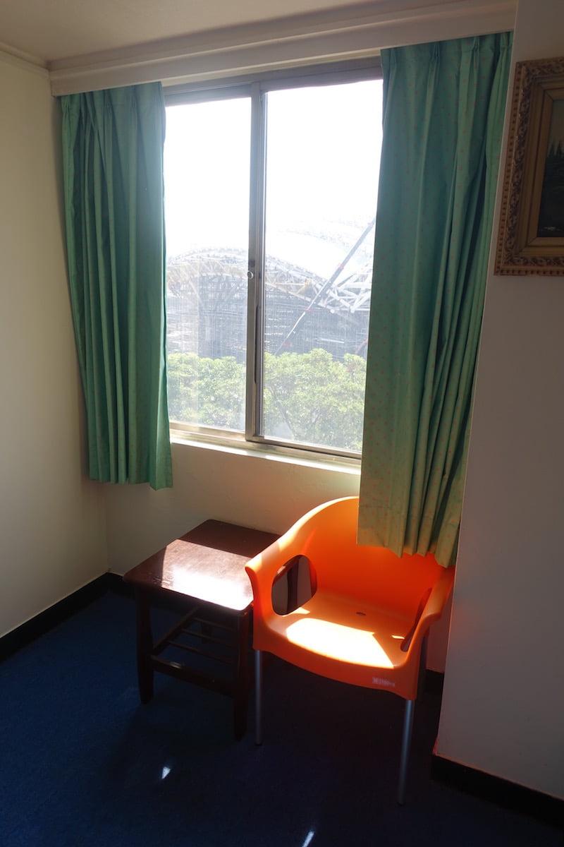 Taiwan taichung crown hostel 026