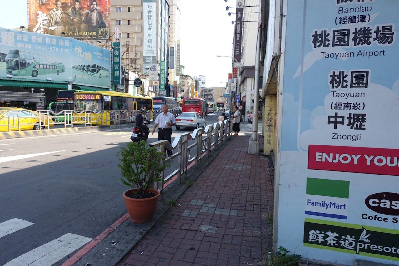 Taiwan taichung crown hostel 033