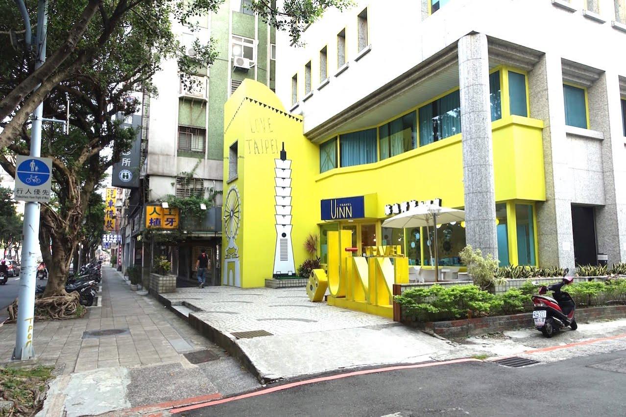 Taipei yuinn trave guesthouse 002