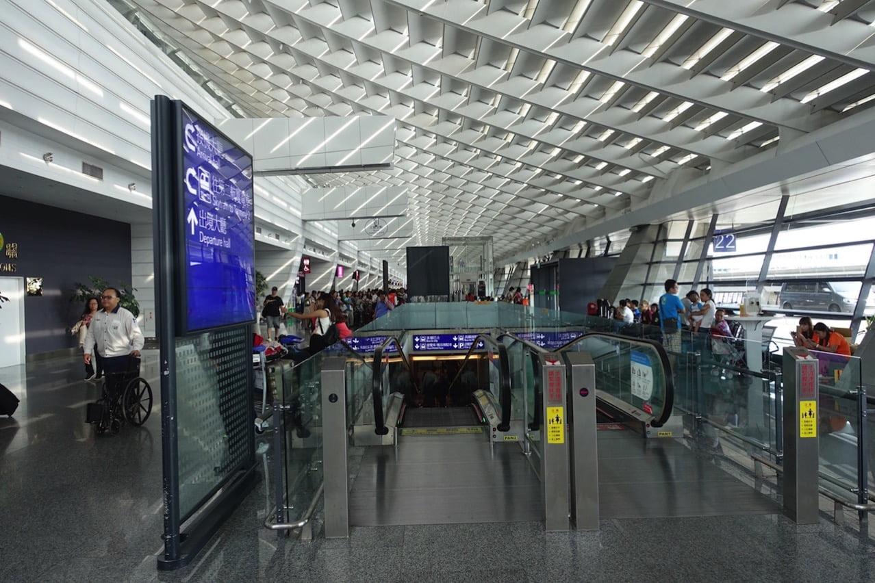Taoyuan kokusai airrport bus 086