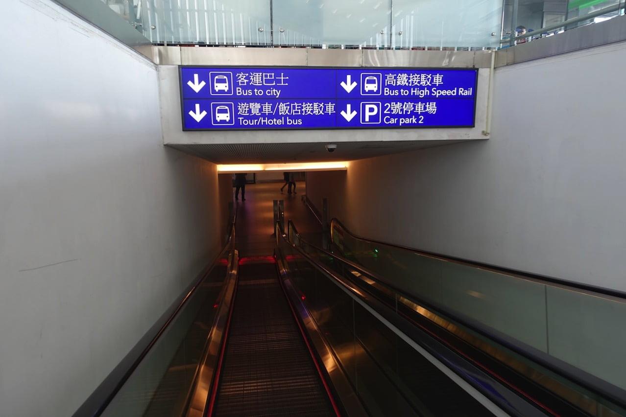 Taoyuan kokusai airrport bus 087