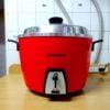 日本人の知らないザ・台湾文化!!台湾の家庭に必ず1台ある台湾家電の大同電鍋 (ディエングォ)を使って、お米を炊いてみました!
