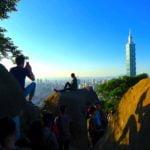 日本人の知らない台北穴場観光地はここ!!象山自然歩道の山頂は台北で今一番綺麗な写真が撮れるフォトスポットです