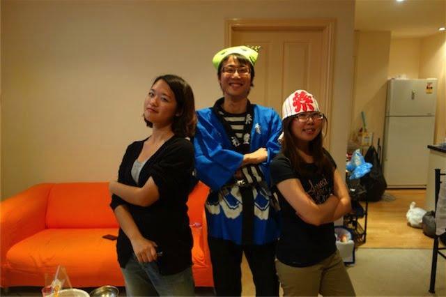 Takoyaki party24