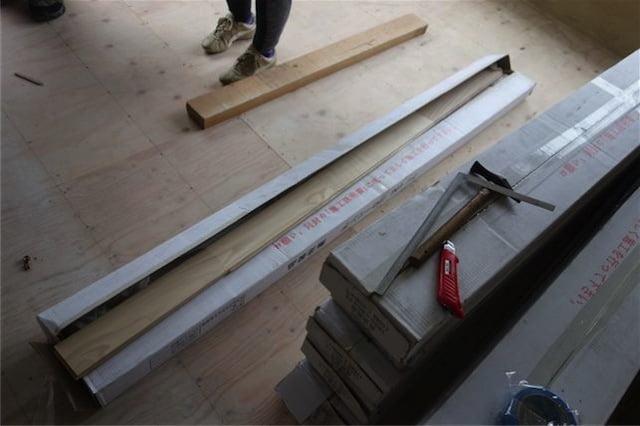 床張り道具 4