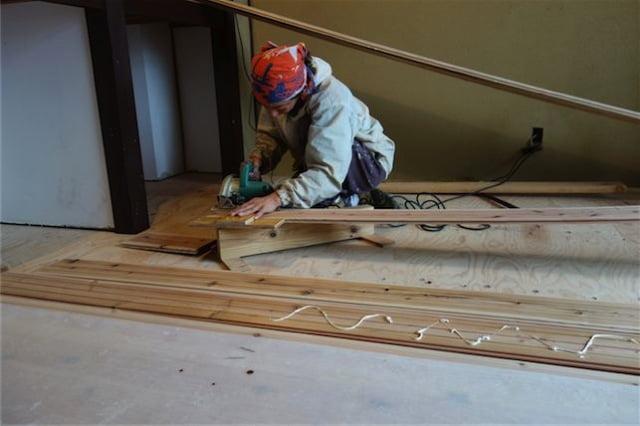 床張り道具 5