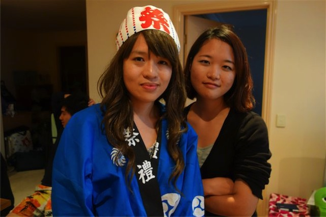 Takoyaki party21