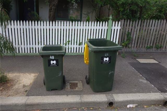 Australia garbage wagon 7