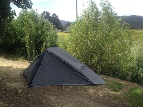 タスマニアでキャンプ!ついにキャラバンパークでサバイバル生活が始まりました。