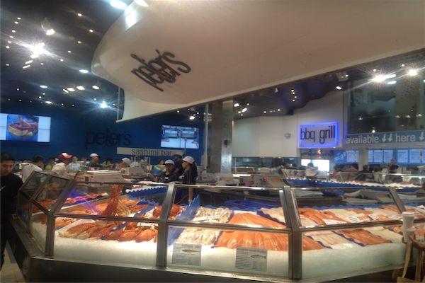 Fish market Sydney 3
