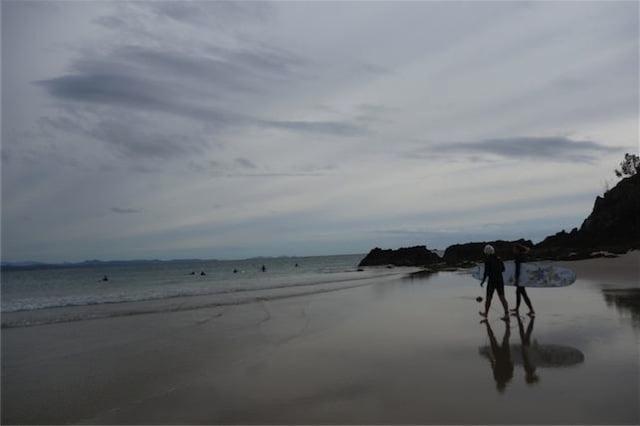 バイロンベイビーチ 12