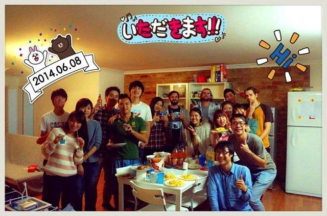 たこ焼きパーティー 01