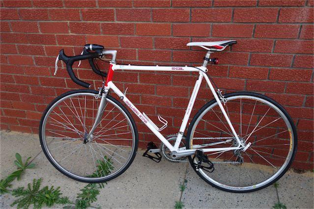 ロードバイク 01