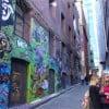 芸術の街、メルボルンのHosier Laneのストリートアートは絶対に行くべき観光スポットですよ!