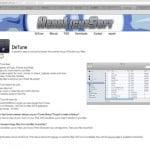 iPhoneやiPadなどからデータを吸い出せる最強のソフト、De Tuneを紹介します!