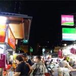 地元の台湾人が絶賛の餃子あり!台北にあるオススメの晴光夜市を紹介します