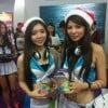 綺麗で可愛い台湾人美女を探して!台湾の家電エキスポで台湾人女性コンパニオンさんの写真を54枚撮ってきました 前編