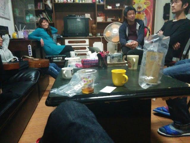 台南ゲストハウスはむ家 03